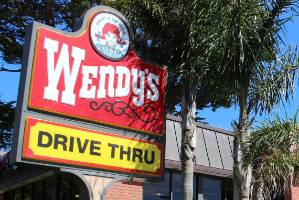 Less than 15 per cent of staff owed a payment have not received it, says Wendy's.