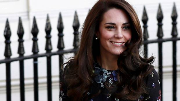 All the Products Kate Middleton's Hairdresser Packed for the Royal Tour