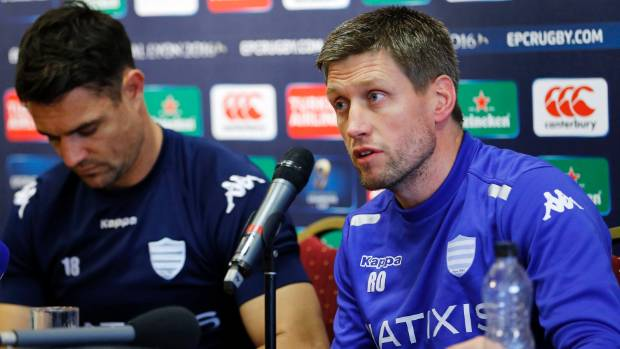 Irish great Ronan O'Gara joins Crusaders' coaching team