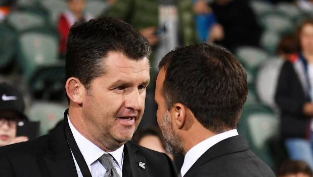 Anthony Hudson quits as New Zealand soccer coach