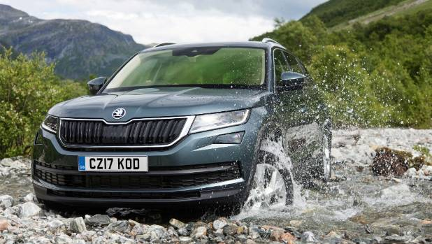 Like the Skoda Kodiak, EVs are confounding everyone's expectations.