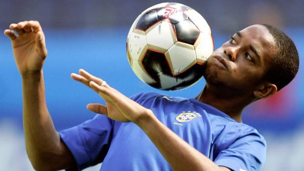 Robinho protests his innocence amid prison reports
