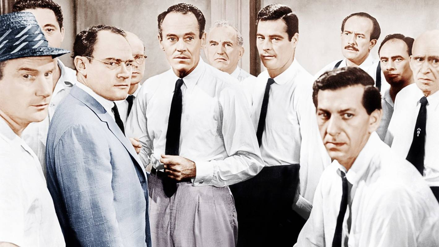 group decision making 12 angry men '12 angry men' is a classical illustration of group dynamics group dynamics is related to structure, functioning of a group and how each group member plays its role to reach the final decision of a group.