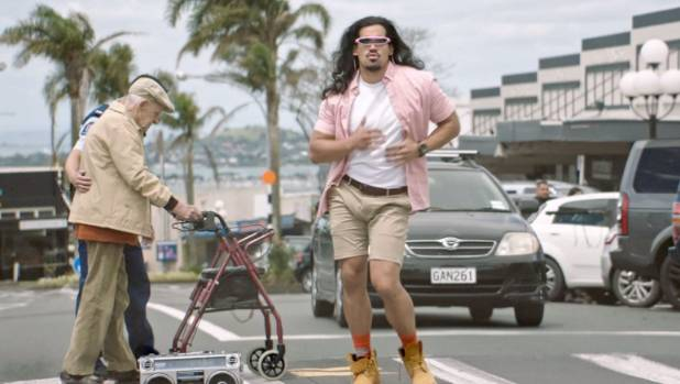 New Zealand Police claim this is the 'world's most entertaining' recruitment video