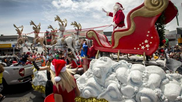 Temple to hold 71st Annual Christmas Parade on December 4
