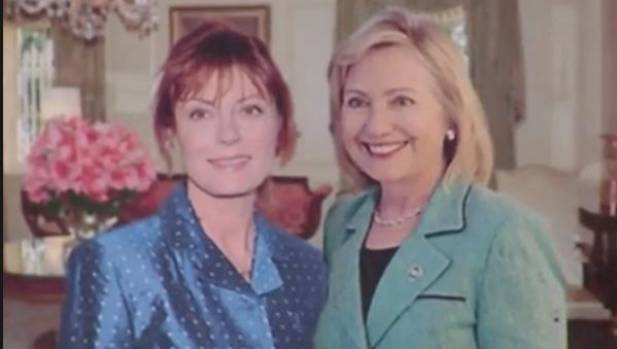 Susan Sarandon reveals why she didn't support Hillary Clinton