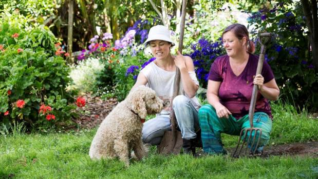 Rebekah and Samantha have worked to create the most inclusive community garden in New Zealand.