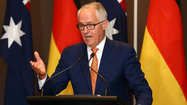 China accuses Australian leader of undermining trust