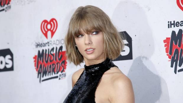 Taylor Swift Announces New Zealand Show