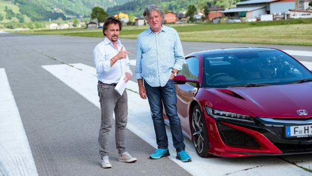 The Grand Tour James May Lifts The Lid On Why They Ve Grounded The