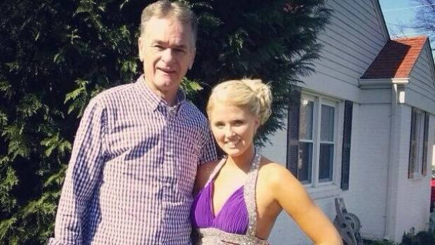 Woman receives final birthday gift from father five years after his death