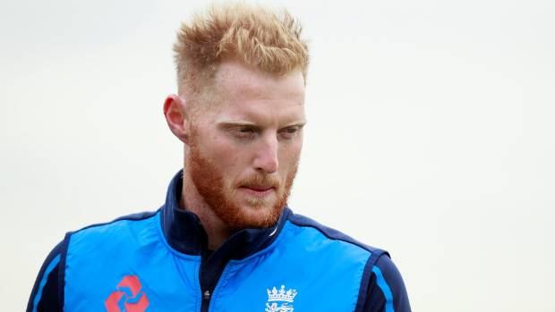 Ben Stokes On His Way To New Zealand