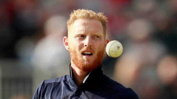 England all-rounder Ben Stokes headed for New Zealand, not Ashes