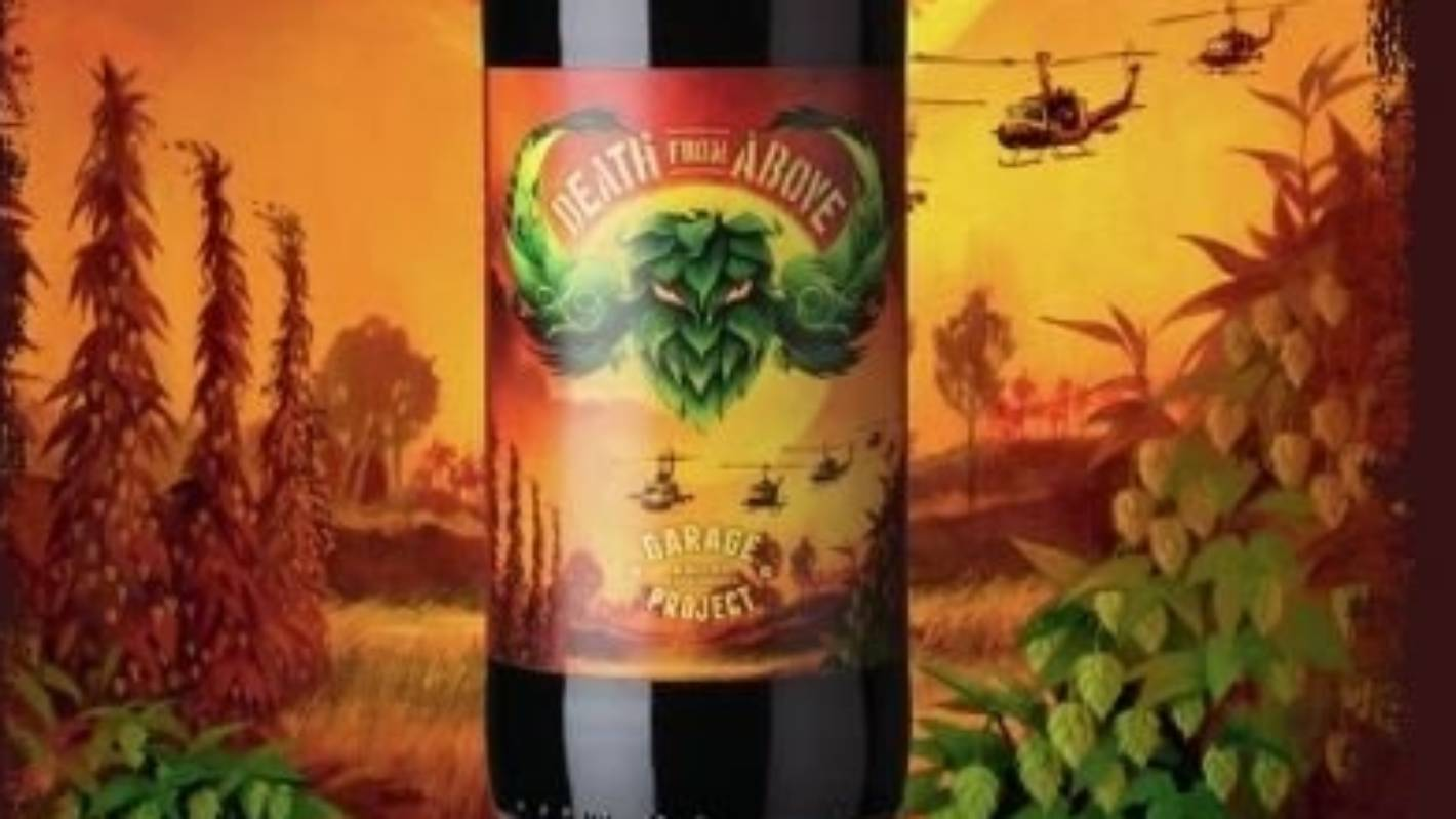 Garage Project Brewery Kills Off Beer With Offensive Label Stuff Co Nz