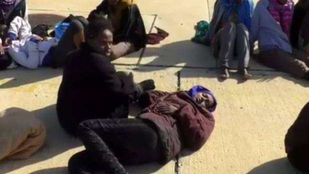 African, European leaders told about 700k would-be migrants in Libya