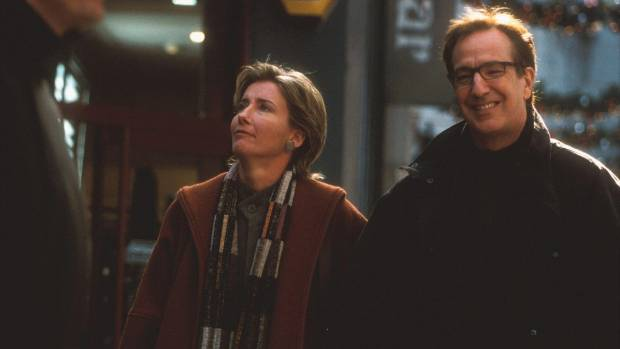 Emma Thompson reveals heartache behind famous 'Love Actually' scene