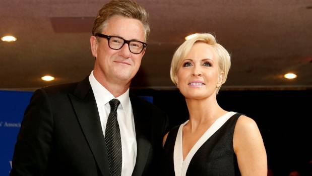 Brzezinski: Trump's Scarborough tweet 'crossed another deeply disturbing line'