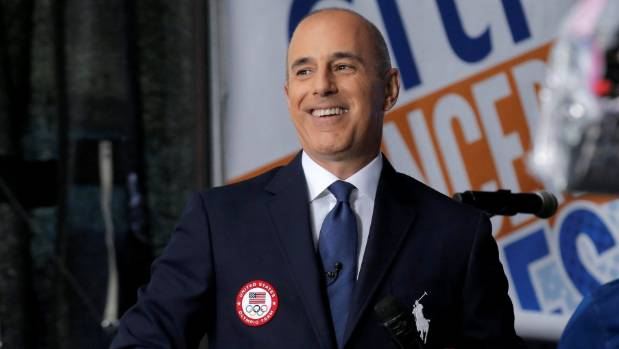 Lauer fired for alleged sexual assault — NYPost