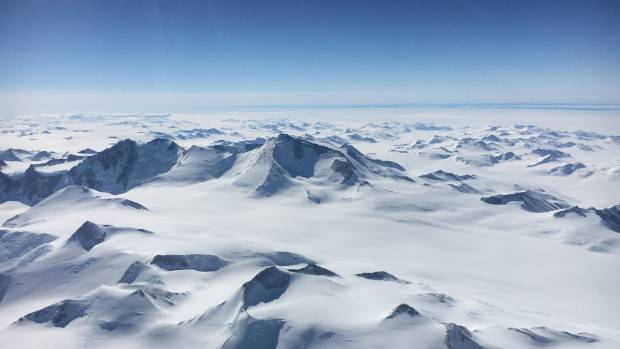 Antarctica holds enough frozen water to raise the global sea level by 58 metres