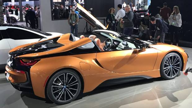 Eight New Cars Launched At The Los Angeles Auto Show Stuffconz - Car show in los angeles this weekend