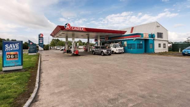 Regional North Island Caltex Service Stations Put On The