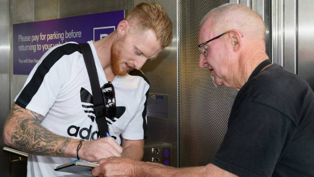 Ben Stokes: England all-rounder trains with new side Canterbury Kings