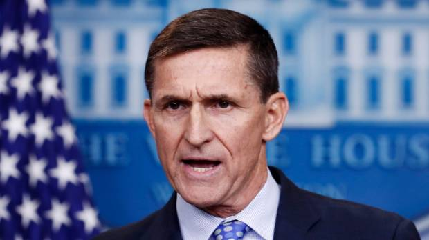 Michael Flynn's family asks Trump to pardon him