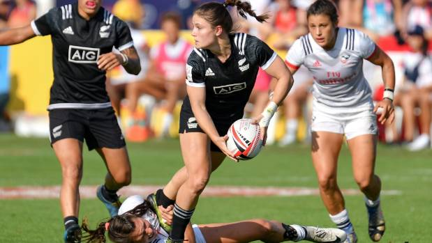 What Happened In New Zealand Image: What Happened There? Sevens Women Suffer 40-point Form