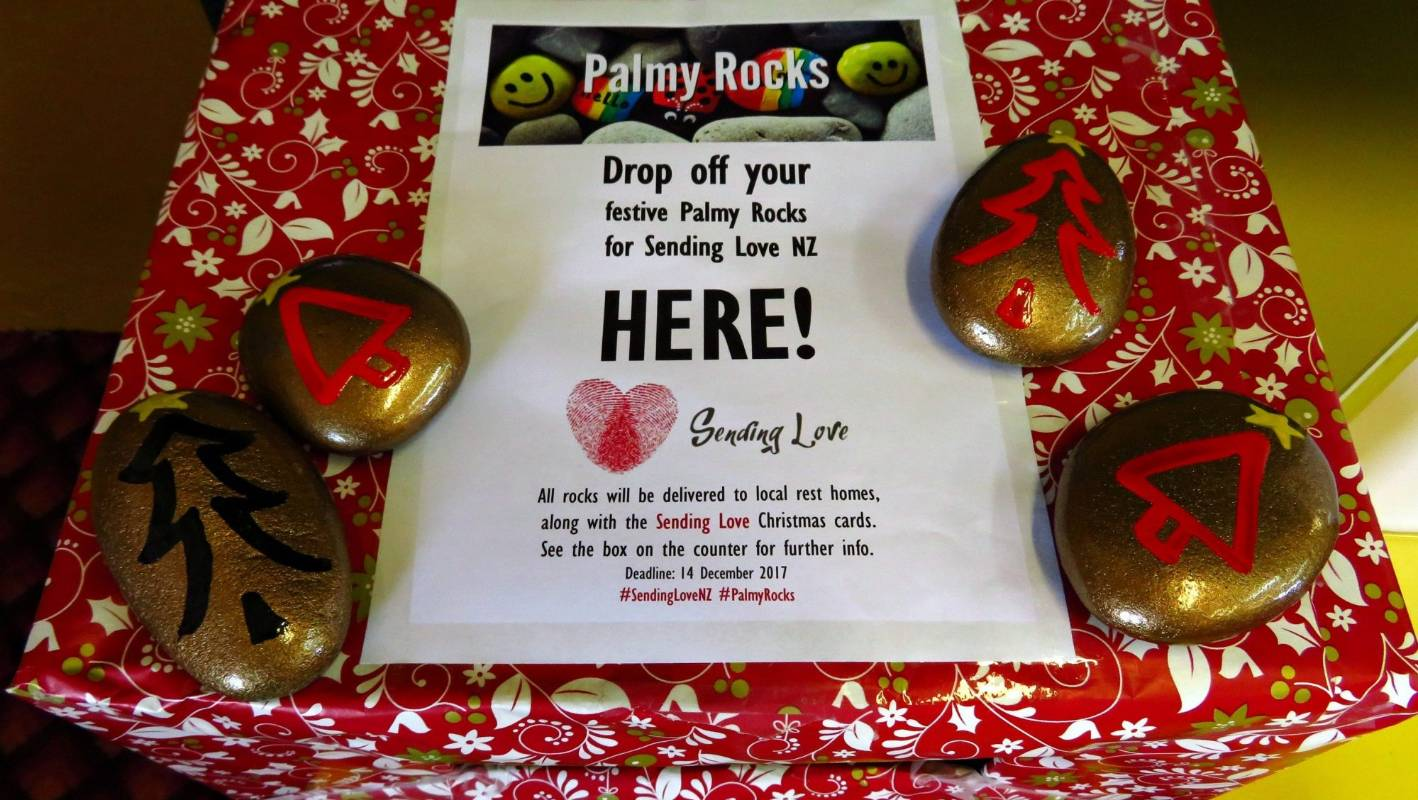 Sending Christmas love to rest homes takes off in Palmerston North ...