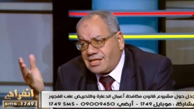 Egypt court sentences lawyer to jail over rape remarks