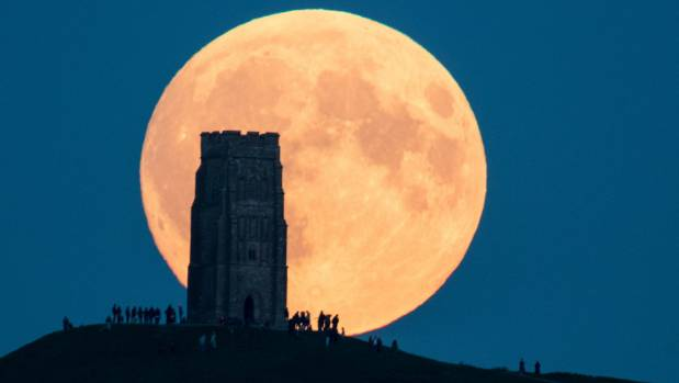 The Only Supermoon of 2017 Is Happening. Here's When to View It