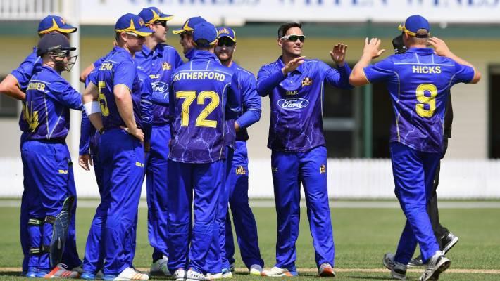 Otago Volts All Rounder Anaru Kitchen Set For New Zealand Twenty20