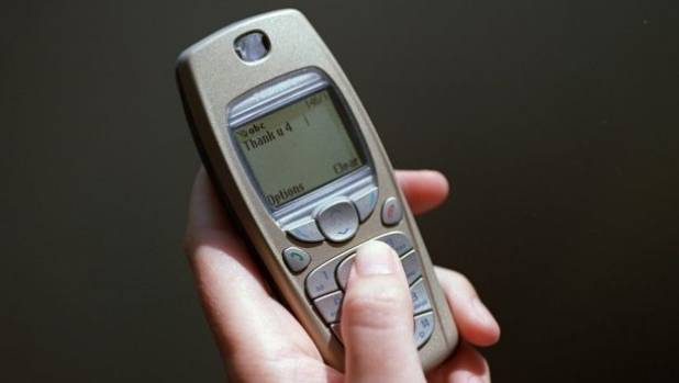 25 years since first text message received on mobile phone