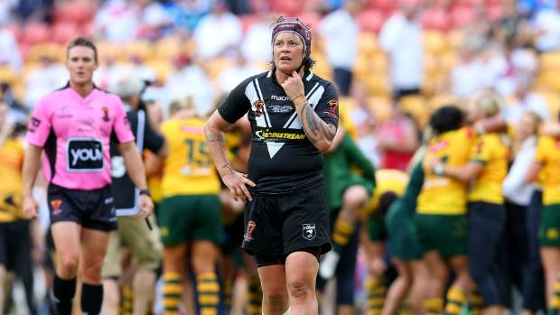Kiwi Ferns fall to Australia in Cup final