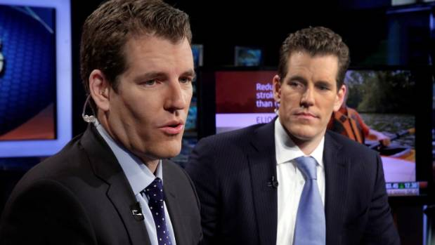 The Winklevoss Twins Just Became The World's First Bitcoin Billionaires