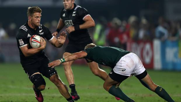 All Black Sevens beaten in Dubai final