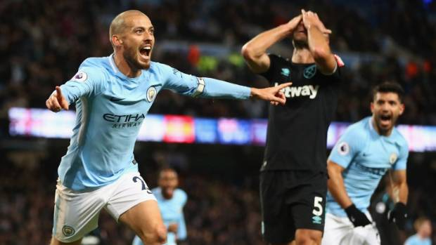 Pep Guardiola pleased with Manchester City-style 'Fergie time&#39