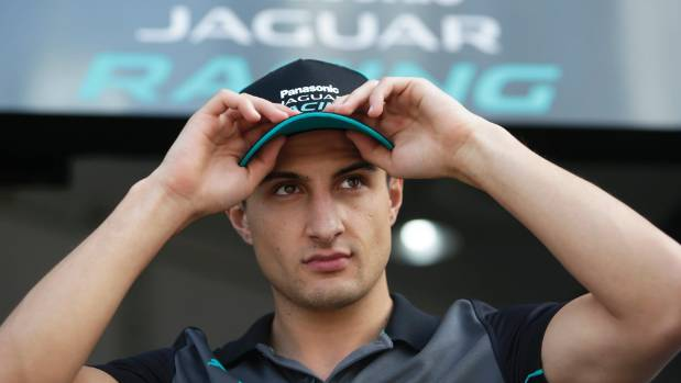 Things appear to be looking up for Kiwi driver Mitch Evans in the Formula E championship after plenty of work in the