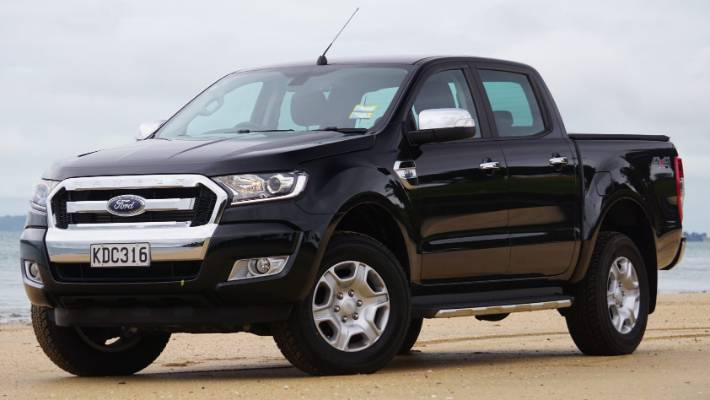 Ford Ranger Pickup Still Number One Overall Helping Ford To Top Spot In Light