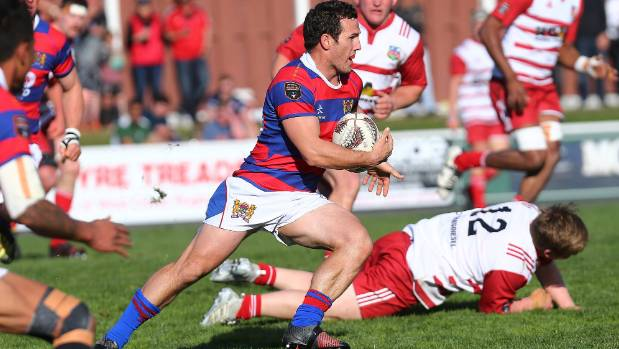 James Lash, pictured here in action during Buller's Heartland campaign, adds experience and flair to Tasman's lineup.