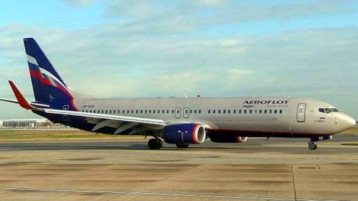 Drunk man on Russian flight attempts to hijack plane