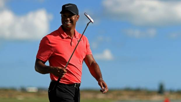 Woods finishes strong with final-round 68 at Hero