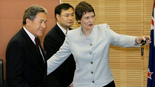 Winston Peters Says Western World Is Too Hard On China Over Freedom