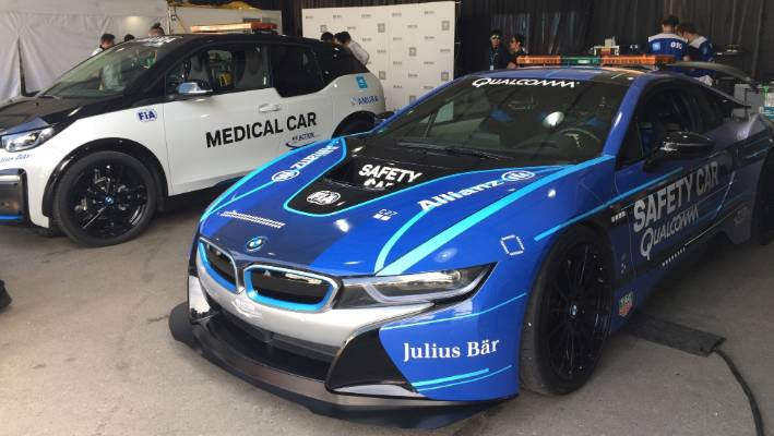 Hong Kong Proves Formula E Electric Motor Racing Is Nothing To Whine