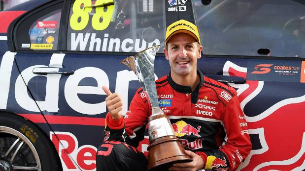 Jamie Whincup is the 2017 Supercars champion. But should he really have won it?