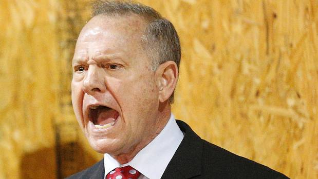 Roy Moore, the Republican Senate candidate for Alabama, is facing a string of sexual allegations.