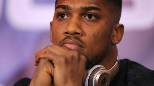 WBA and IBF world champion Anthony Joshua isn't happy with what he has been hearing from Joseph Parker and that may