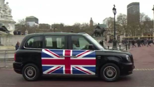 New electric London Taxi cleared for service
