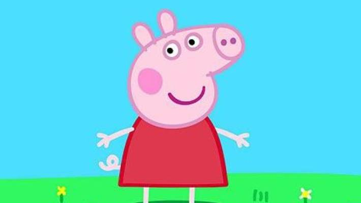 If your child is like Peppa Pig, maybe it's just because they love him how she is; sound.