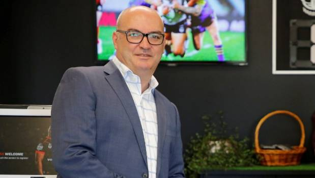 Warriors chief executive Cameron George has been in contact with the NRL over the women's premiership.